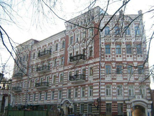 Будинок по вул. АНДРІЇВСЬКИЙ УЗВІЗ,34