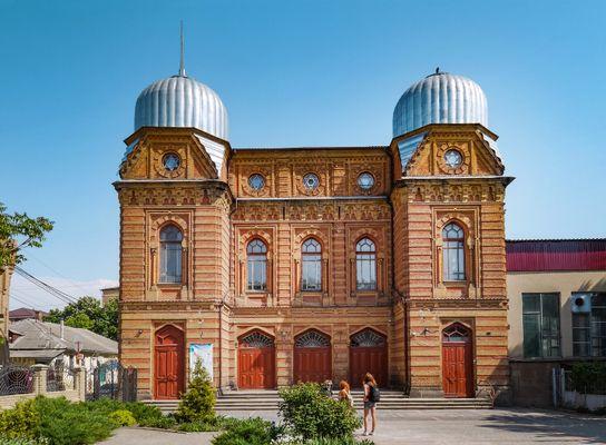 Большая хоральная синагога, г.Кропивницкий
