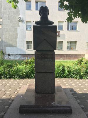 Пам'ятник Семену Палію