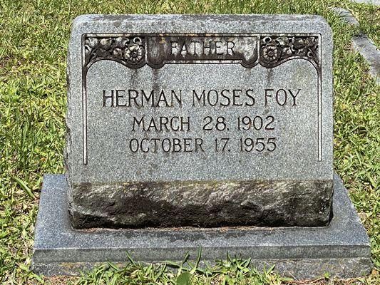 Herman Moses Foy