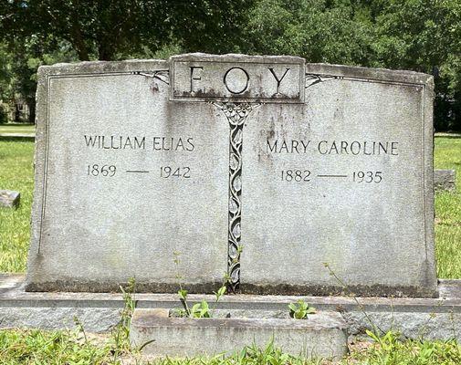 Mary Caroline