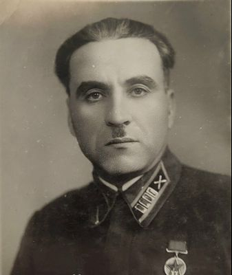 Дергачёв Григорий Дмитриевич