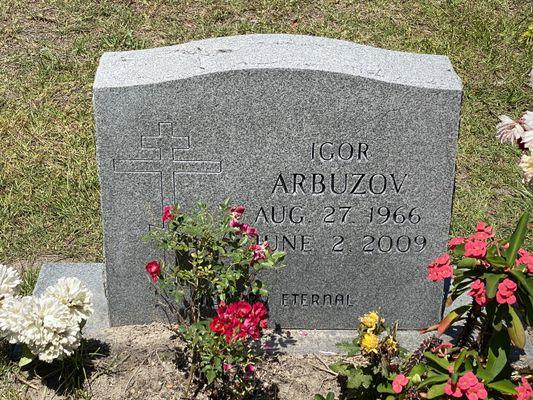 Igor Arbuzov
