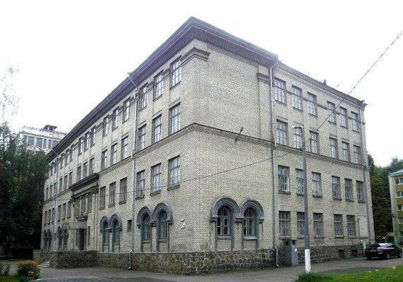 Школа №114, г Киев