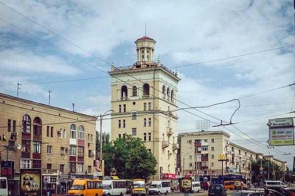 Дом-башня Козлинера
