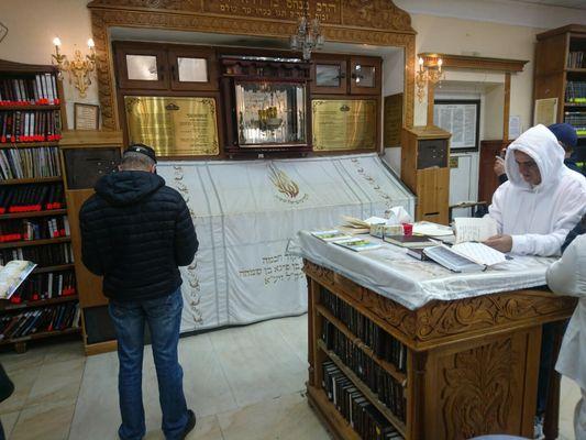 Умань. Могила Рабби Нахмана Брацлавского