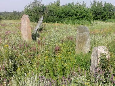 Еврейское кладбище, с.Смирново