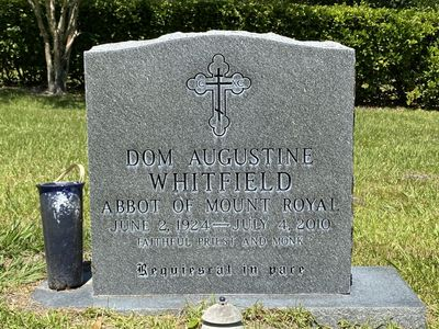 Dom Augustine Whitfield