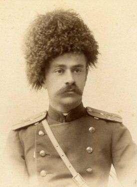 Марк Федорович Тапсашар