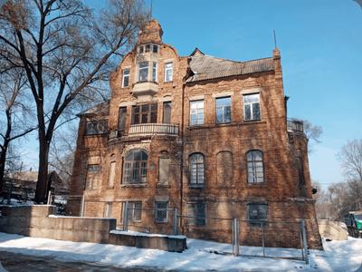 Замок Вальмана, г. Запорожье