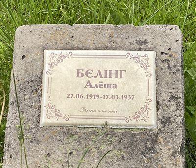 Белінг Алеша