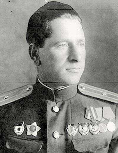 Нихамин Давид Ефимович