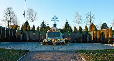 Мемориальный комплекс с. Чапаевка, Токмакского р-н, Запорожской обл.
