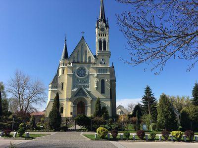 Фастівський костел Воздвиження Святого Хреста