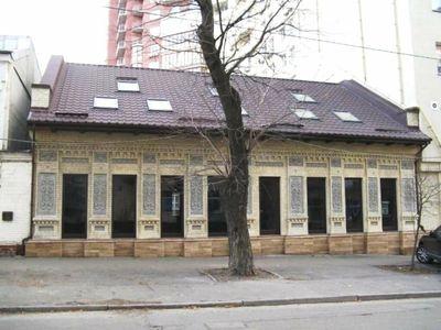 Цегляний будиночок на вул.Павлівській, 9 м. Київ