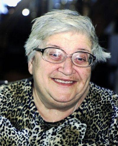 Элеонора Натановна Рахлина