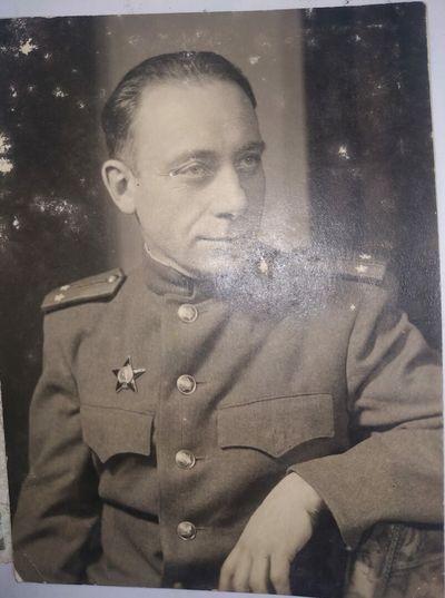 Зельдич Арон Меер-Ушерович