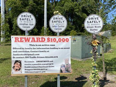 Reward 10,000 Jacksonville, Florida, USA