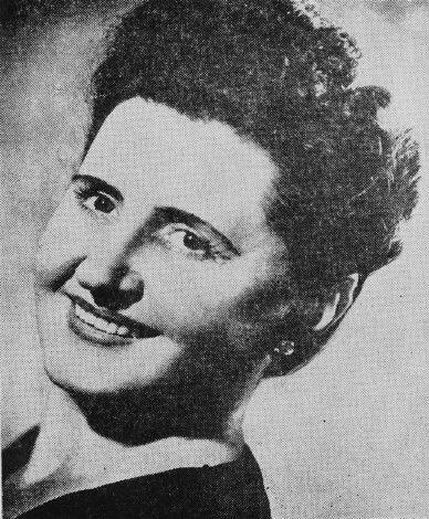 Мария Ивановна Сокол-Рудницкая