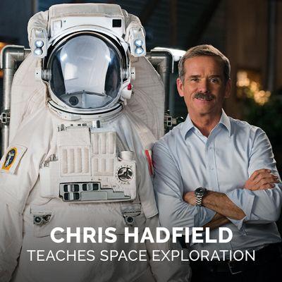 Крис Гедфилд (Chris Hadfield)