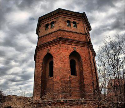 Водонапорная башня, г.Запорожье