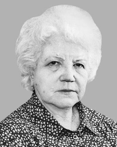 Ніна Михайлівна Марченко (Смужаниця)