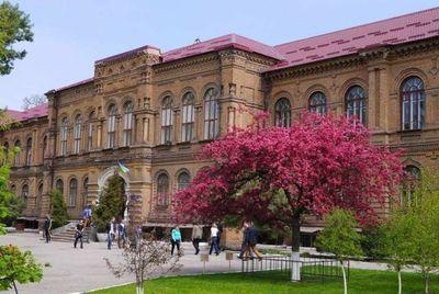 Здание Александровской женской гимназии, г.Запорожье