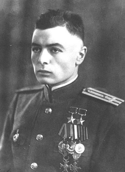 Петров Василий Стрепанович