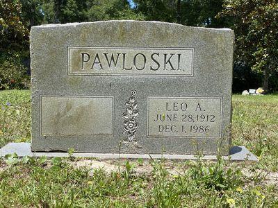 Pawloski Leo A