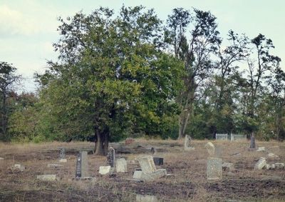 Еврейское кладбище, г.Мелитополь