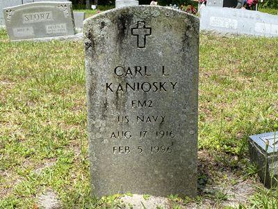 Carl L Kaniosky
