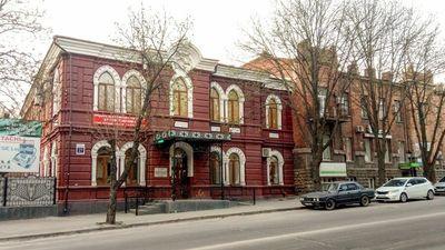 Бывшая Центральная хоральная синагога, г.Запорожье