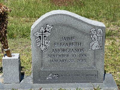 Jaime Elizabeth Amorgianos