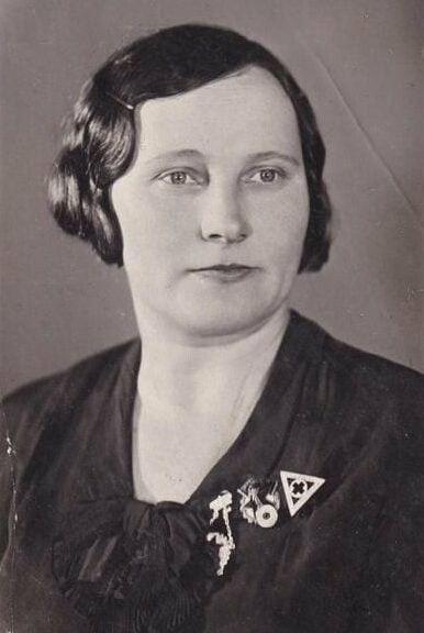 Дергачёва Ефросиния Илларионовна